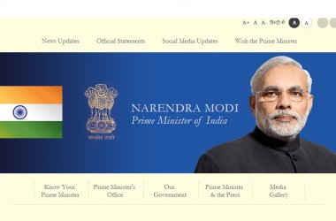Narendra Modi promises 'Gloriouis future' in the newly launched PM India website - 3
