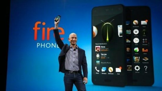 Prepare to get Amazed as Amazon launched the Fire phone - 1