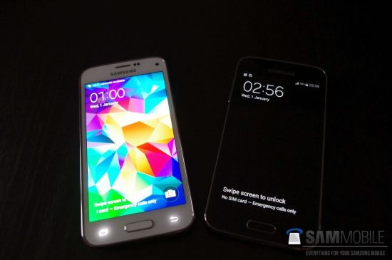 Leak: This time Samsung Galaxy S5 Mini specs and pics leaked online - 1