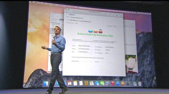 Mac OS X 10.10 Yosemite Unveiled by Apple at WWDC - 2