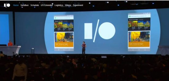 Google I/O 2014: Live Feed-Everything you need to Know in Google I/O 2014 - 1