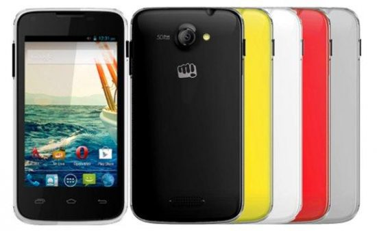 Micromax launches another quad-core 6K Android smartphone - 1