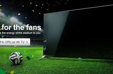 Applications of 3 different technologies in FIFA World Cup 2014 - 4