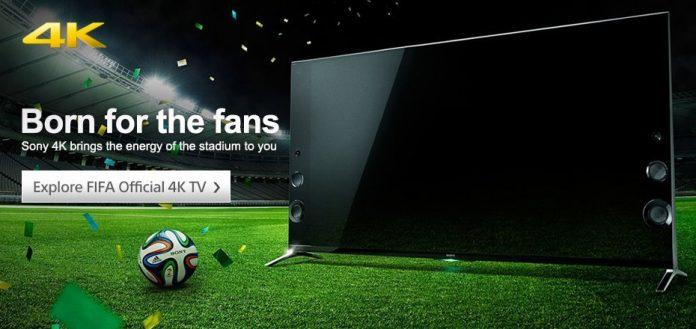 Applications of 3 different technologies in FIFA World Cup 2014 - 2