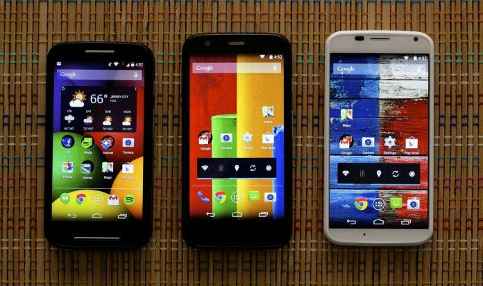 MOTO X+1/X2, MOTO G2, MOTO G GOOGLE PLAY EDITION-best upcoming Motorola devices! - 2