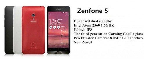 Asus ZenFone 5 vs  Motorola Moto G: Which is better? - 2