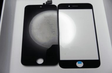 Apple iPhone 6 Leaked images shows huge carved Glass screen - 2