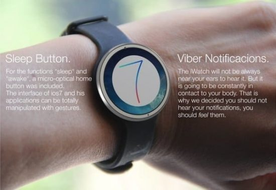 Apple's latest innovation, iWATCH hitting the market in october - 1