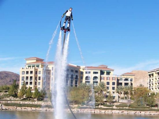 Want to taste water sports in a new way? Try Jetovator - 1