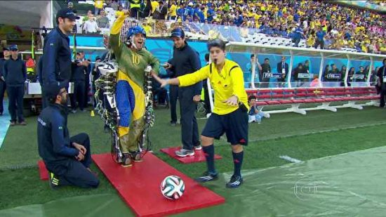 This is how Neuroscience made the opening ceremony of FIFA World Cup 2014 so amazing - 1