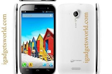 Micromax A116 Canvas HD – Rooting Procedure - 2