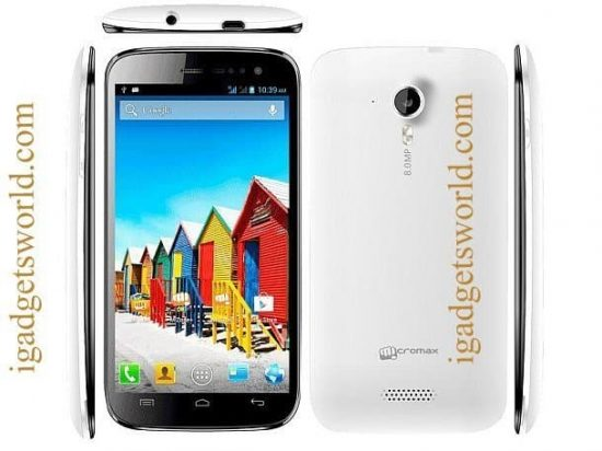 Micromax A116 Canvas HD – Rooting Procedure - 1