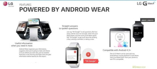 LG launches G Watch smart-watch in India - 1