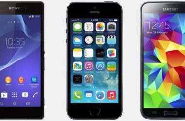 Apple iPhone 5s vs Sony Xperia Z2 vs Samsung Galaxy S5: Which is better? - 2
