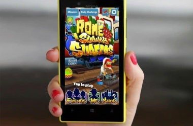 Subway Surfers: Now available on Windows Phones having 512 MB RAM - 2