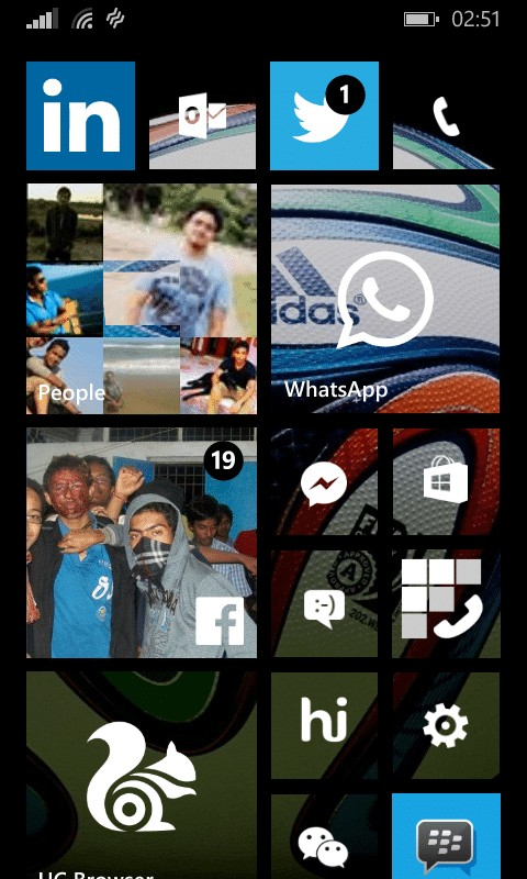 BBM for Windows Phone: First impressions - 1