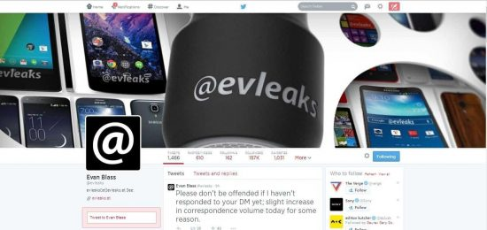 @evleaks: The most famous smartphone leaker retires and explains the reasons - 1