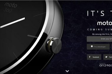 Moto 360 Pre order Now|Specifications, Price and Images Leaked - 3