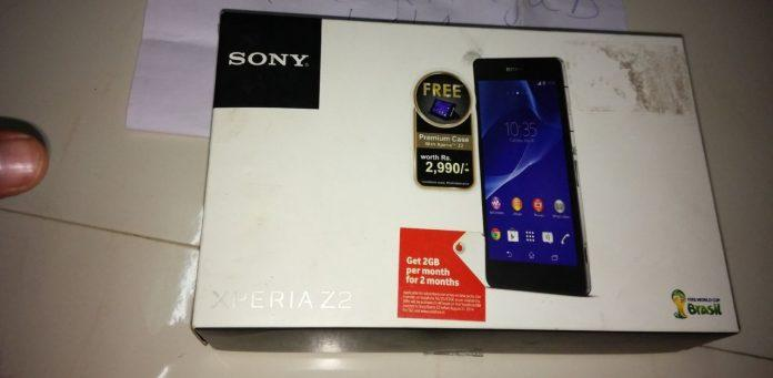 Pricing Error in Amazon: Sony Xperia Z2 sold for Rs. 3644 - 2