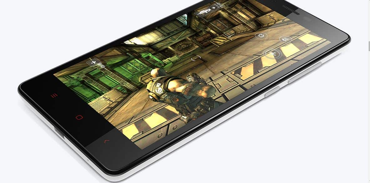 Xiaomi Redmi Note Gaming