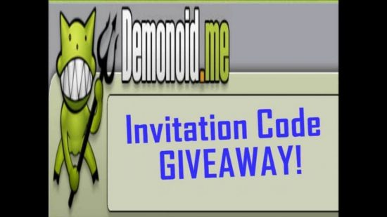 Demonoid.me is back: Free Invitation Codes for iGW Users [Ended] - 1