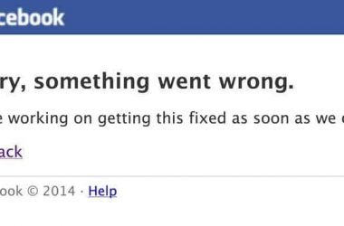 Facebook goes down for many people around the world - 2