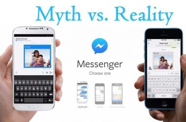 Top 5 Facts about Facebook Messenger and privacy: Myths vs. Realities - 3