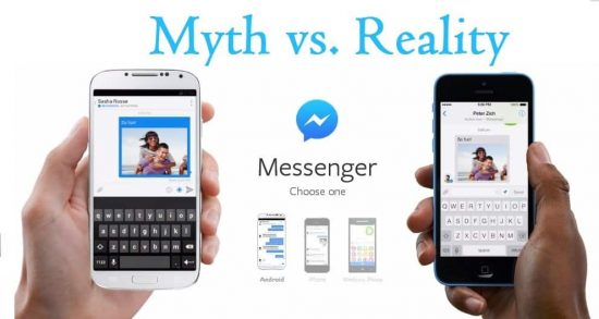 Top 5 Facts about Facebook Messenger and privacy: Myths vs. Realities - 1