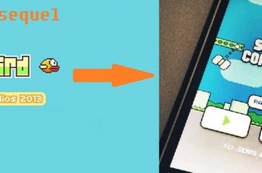 After Flappy Bird, now it's time for Swing Copters - 3