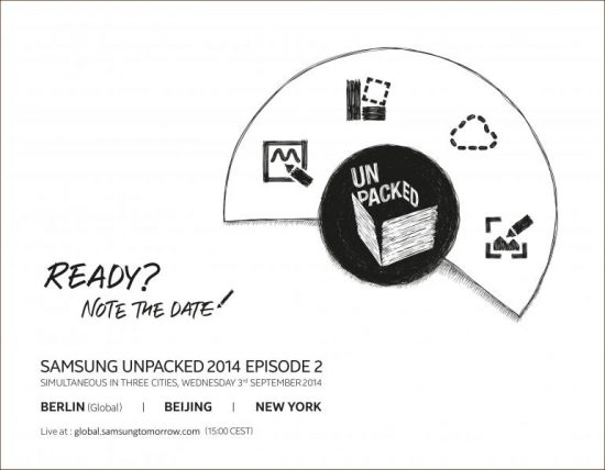 Samsung Galaxy Note 4 rumored to release on September 15th - 1