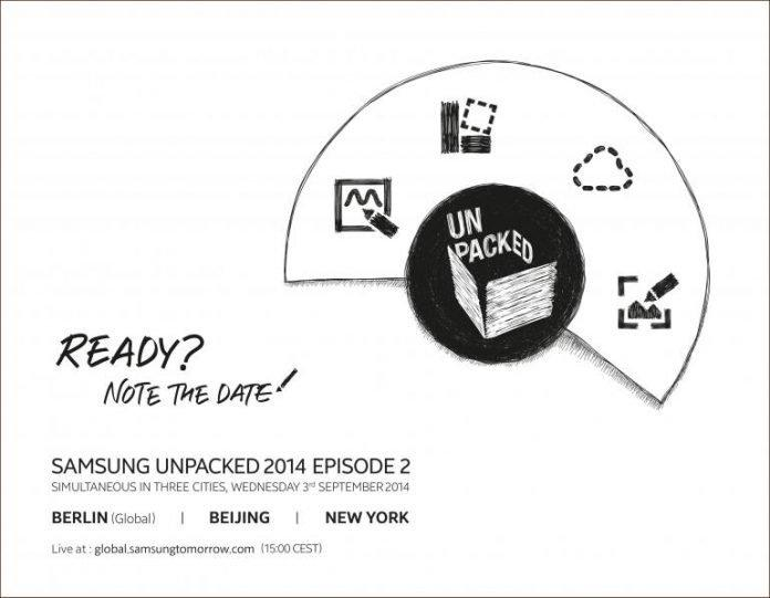 Samsung Galaxy Note 4 rumored to release on September 15th - 2