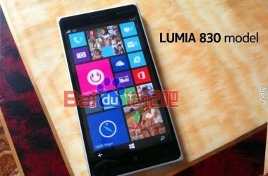 Lumia 830 caught passing certification in Brazil: Pics revealing the details - 3