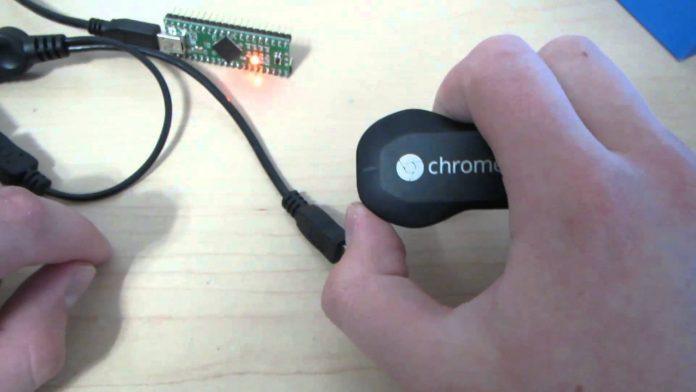 Google Chromecast now rootable 2014 - 2