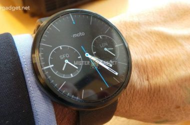 Moto 360 smartwatch pictures leaked, confirming wireless charging - 2