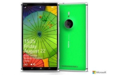 Microsoft concept on Nokia's new look-designed by Karl Jayson Panase - 3
