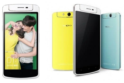 Oppo N1 Mini coming to India this month - 1