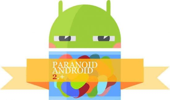 Paranoid Android goes for the next level - 1