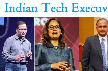 Top 5 Indian tech executives, who are changing the way we see our world - 9