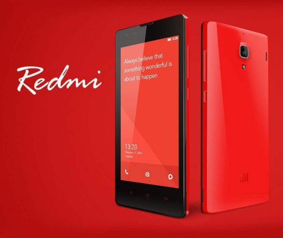 Xiaomi Redmi 1S: Features, Review, Unboxing, Video review and Gaming - 1
