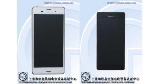 Sony Xperia Z3 (Xperia Z3 L55t-chinese version) real specs revealed by TENNA certification - 1