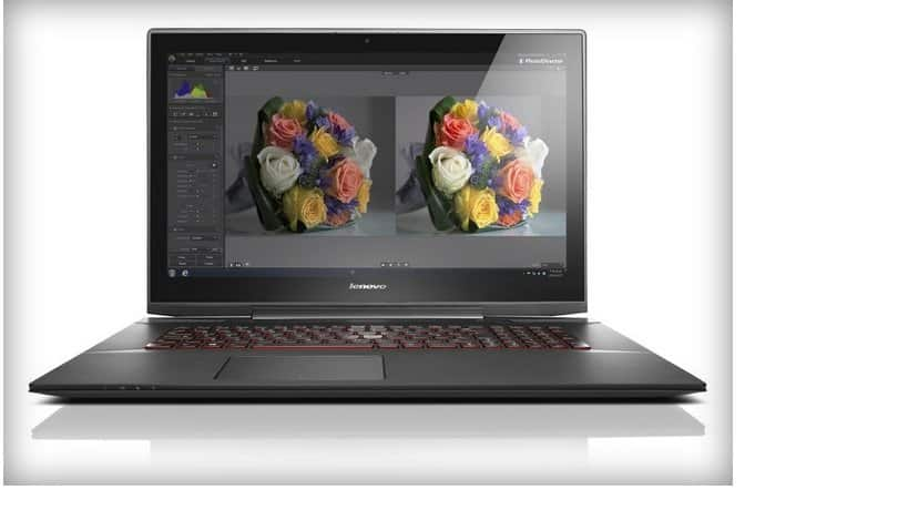 IFA 2014 lenovo touchscreen gaming laptop
