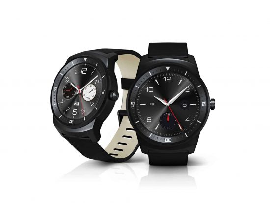 LG G watch R circular android wear is on sale now in Playstore - 1