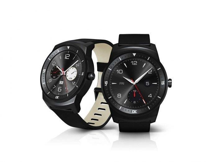 LG G watch R circular android wear is on sale now in Playstore - 2
