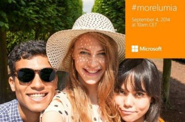 IFA 2014: watch online Nokia and Microsoft's #MoreLumia live event [stream online] - 3