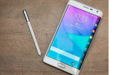 IFA 2014 Update 2: Samsung's Galaxy Note Edge| Curved Display - 2