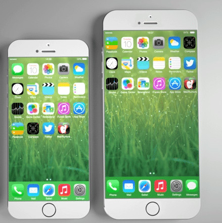 Top 5 features to expect in iPhone 6 in the Apple event tomorrow (9th Sep) - 1