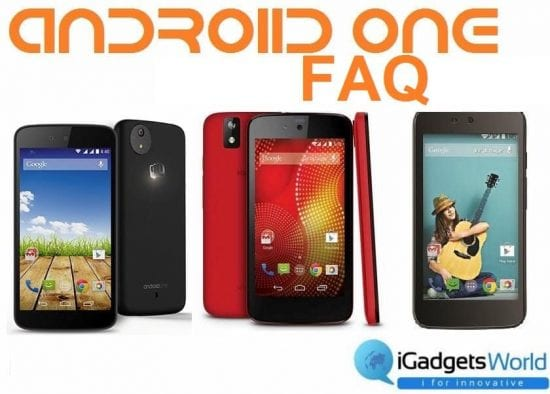 Android One: Why should you buy an Android One smartphone? - 1