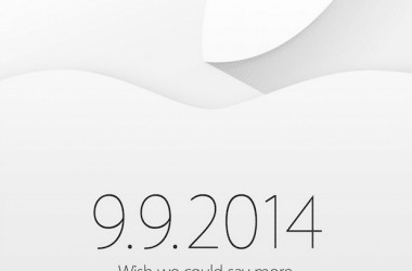 Apple to stream their event live on Sep 9 - 3