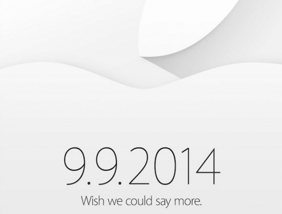 Apple to stream their event live on Sep 9 - 1