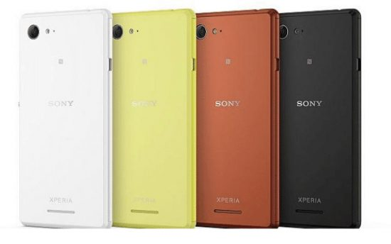 Sony Xperia E3 launched at Rs 11990 - 1